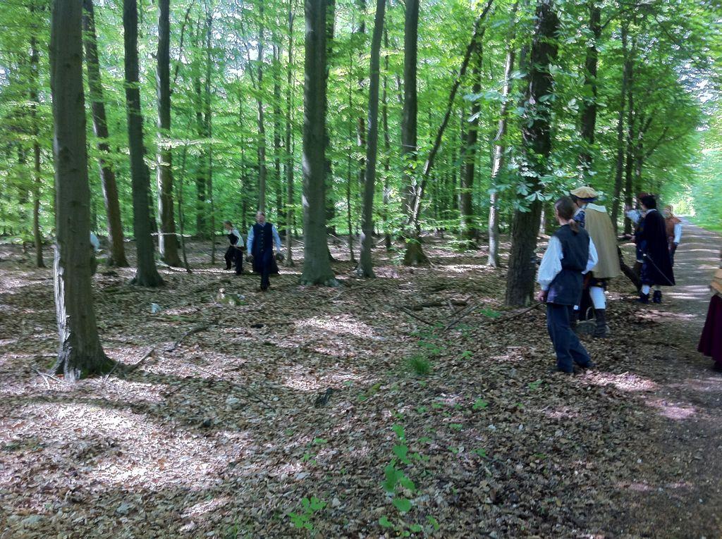 Gambeson nach Maciejowski handgenäht - Hagyomány és múltidéző
