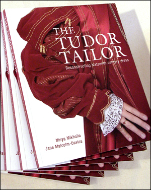 Buchtitel Tudor Tailor