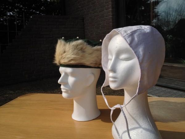 Kappe und Hut